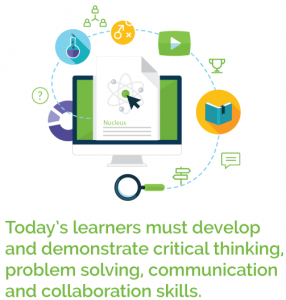 Learners need critical thinking skills.