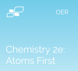 Chemistry 2e: Atoms First