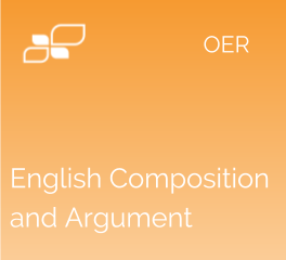 English Composition and Argument