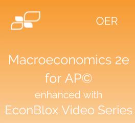 Principles of Macroeconomics for AP 2e – EconBlox