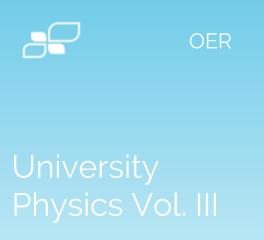 University Physics Vol 3